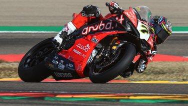 Chaz Davies (Aruba.it Racing - Ducati)