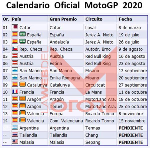 Previo Motogp Espana En El Circuito De Jerez Angel Nieto La Web Del Motor