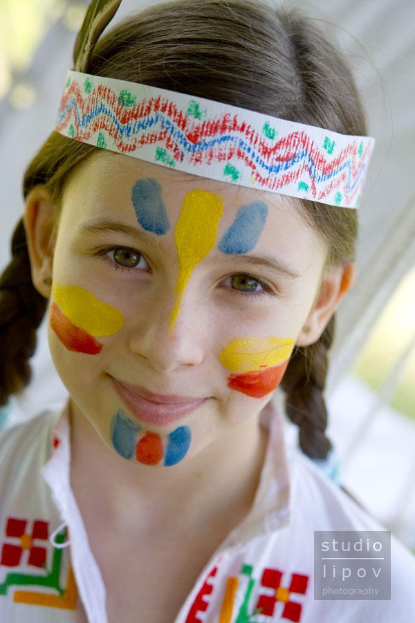 Przyjęcie dla dzieci – Kowboje i Indianie