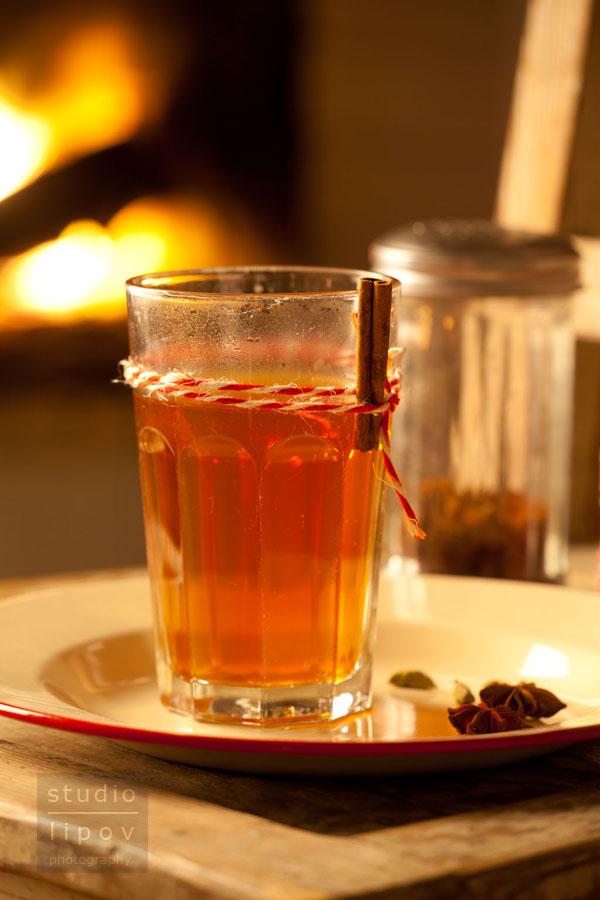 Zabawy z herbatą. Woreczki zapachowe