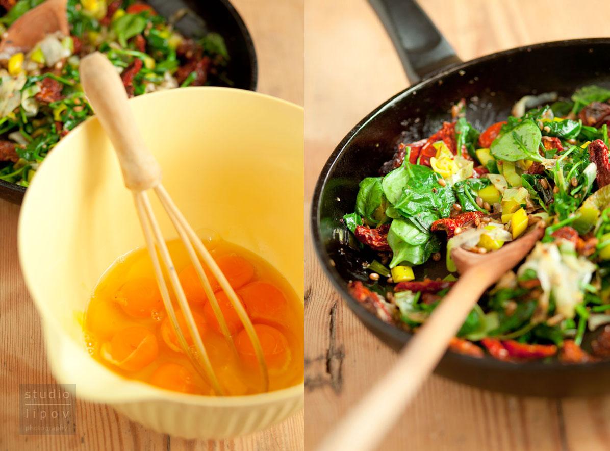 omlet ze szpinakiem_2