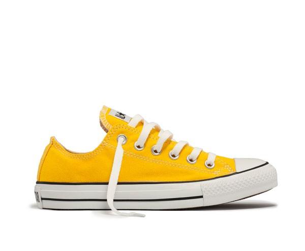 Żółty detal. Wyszukane w sklepach