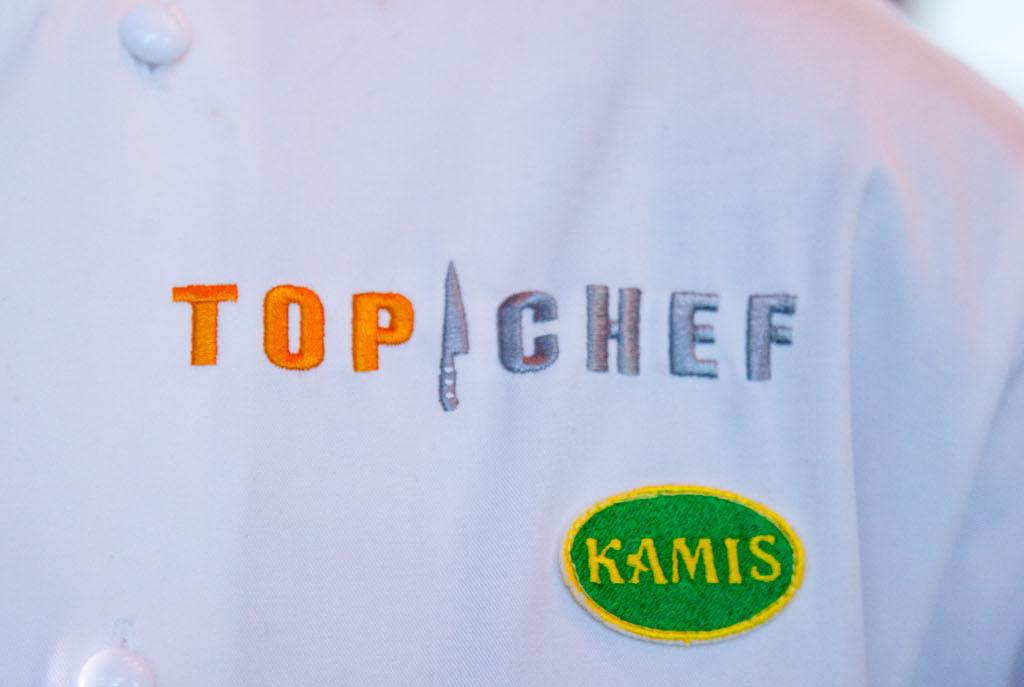 Byłam na planie programu TOP CHEF :)