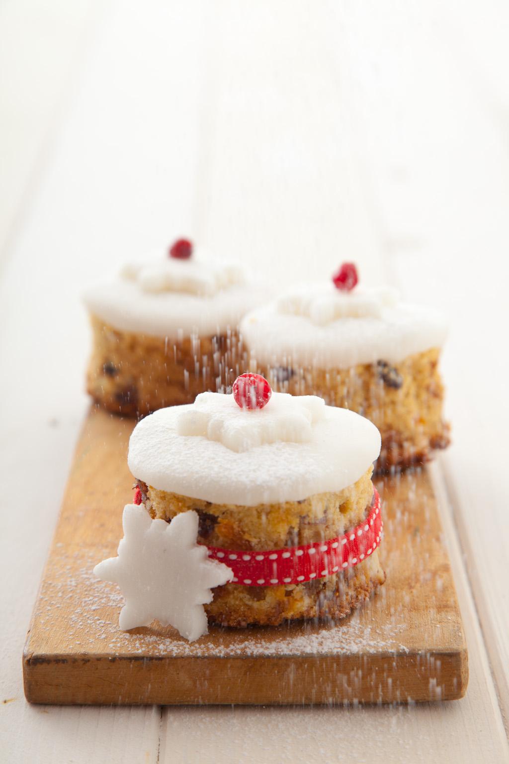 Jadalne prezenty. Mini keksy z gwiazdką
