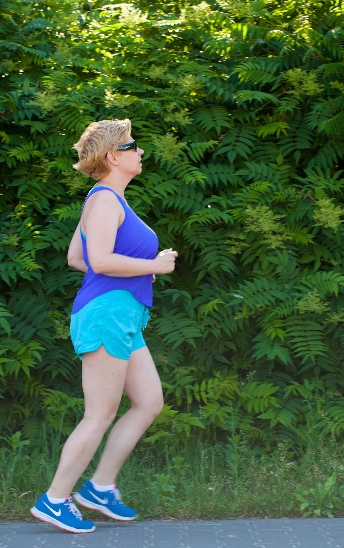 Moje chudnięcie odcinek 2, czyli dlaczego nie cierpię biegania i co to jest ten slow jogging?