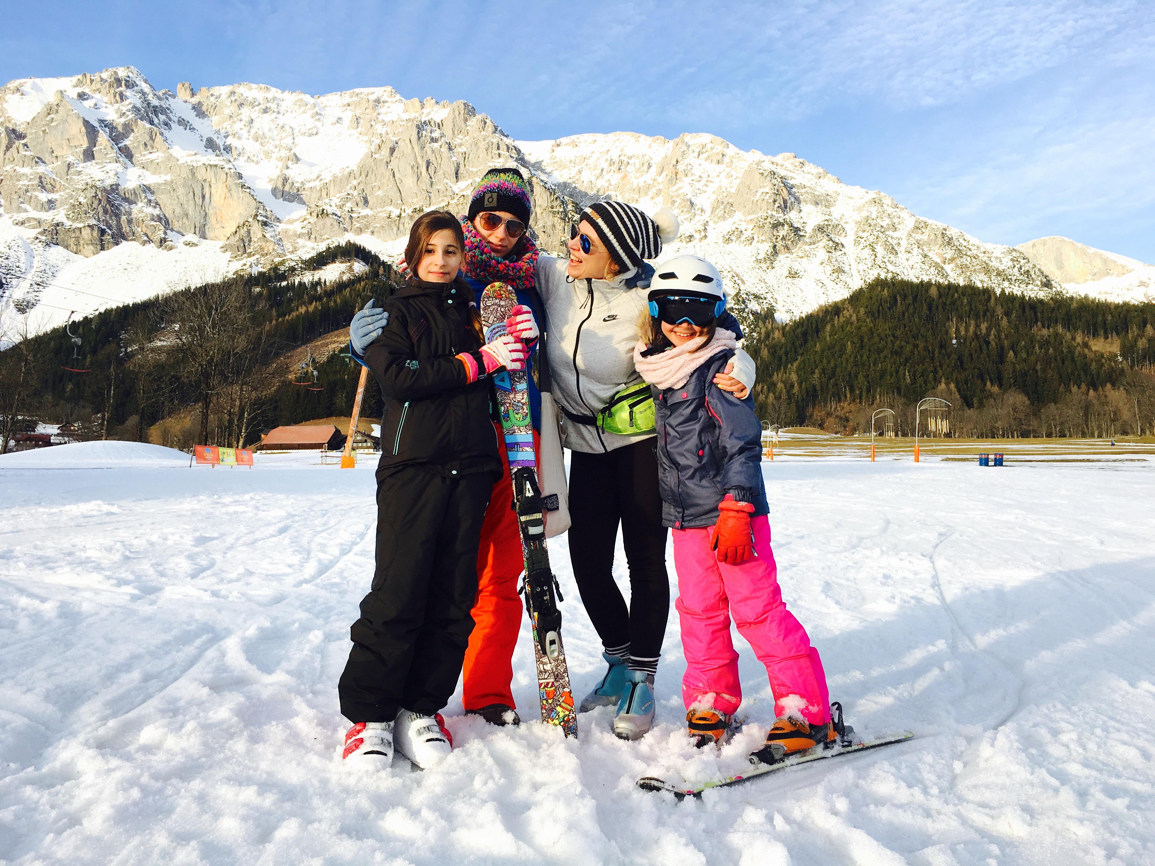 Gdzie na biegówki w Austrii? Przepis na idealne ferie zimowe :)
