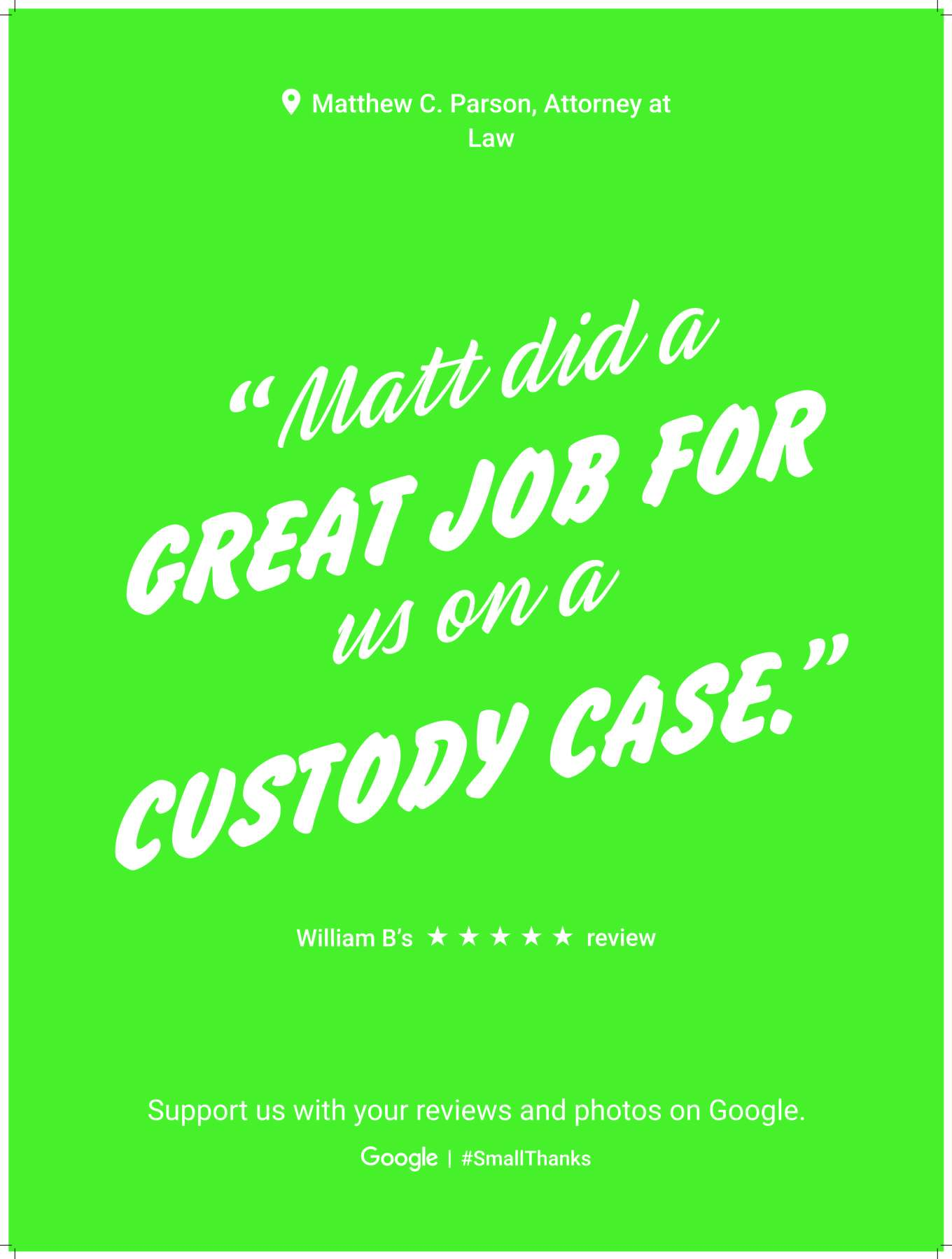 Great Job on Custody Case Smaller.jpg