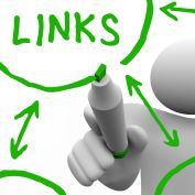 Law firm webpage backlinks
