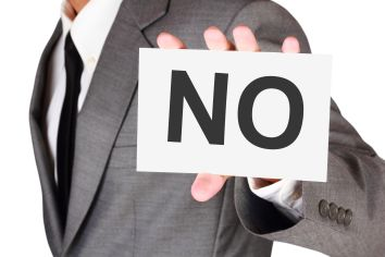 Law firms need to say no