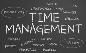Time management in law firm