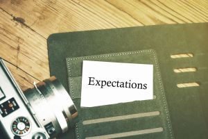 Realistic expectations in law firms
