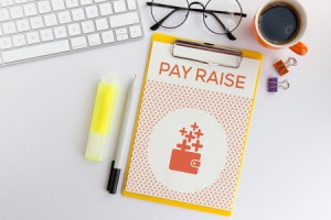 Law firm pay raises