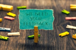 Client surveys in law firms