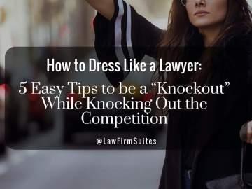 How To Dress Like A Lawyer 5 Easy Tips To Be A Knockou