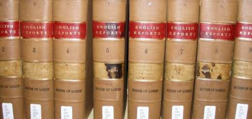 English Law Reports