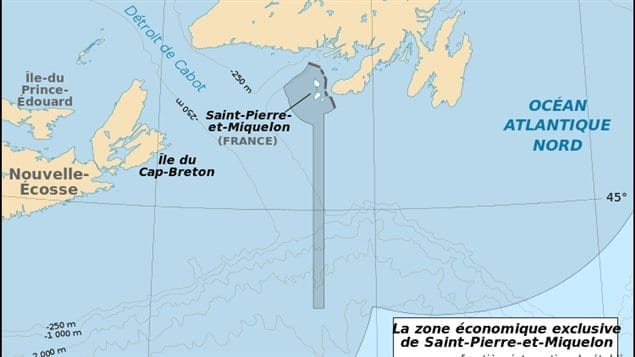 Canada–France Maritime Boundary Case