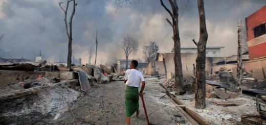 Myanmar Conflict 2017