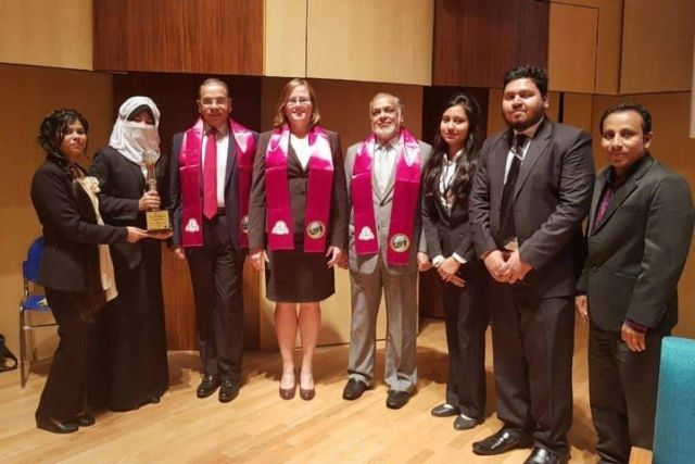 Eastern University Mooting Team