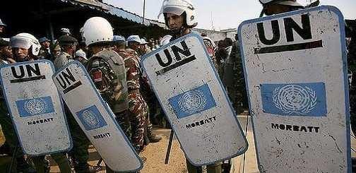 UN on trial