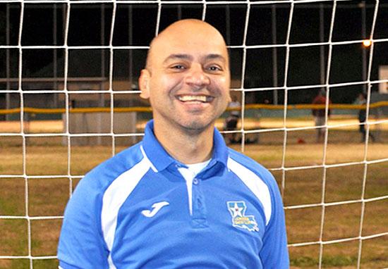 Coach Jose Lainez