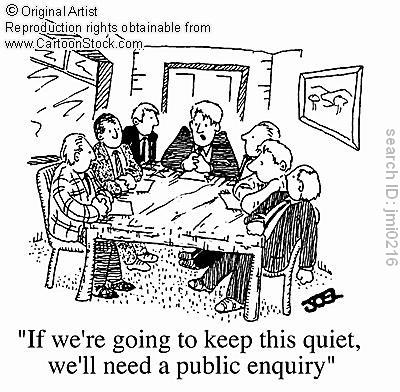 Public inquiries