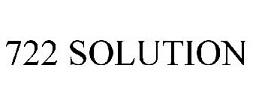 722 Solution