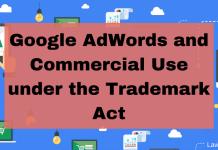 Google Adword Trademark