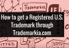 how to register a trademark