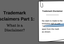 Trademark Disclaimer