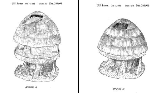 Ewok Patent
