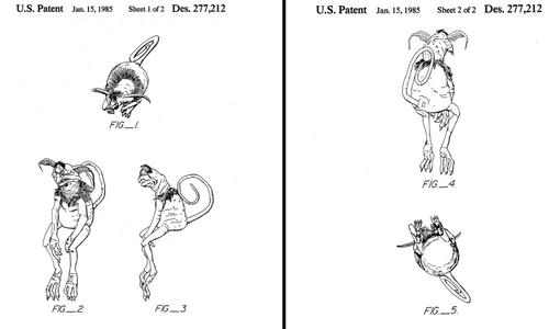 Salacious Crumb Patent
