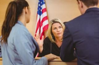 judge speaks to attorneys