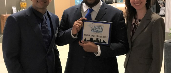 2017-08-18 - Fastest Growing Business Award