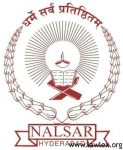 Nalsar_University_of_Law_Logo