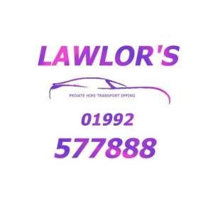 Old lawlors logo