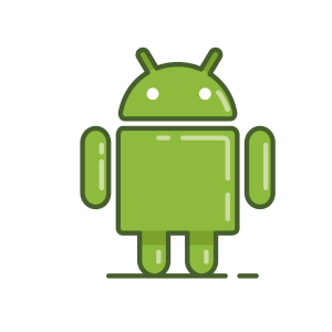 green android png