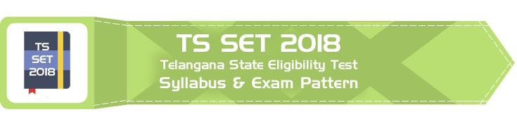 TS SET 2018 Law Syllabus Telangana State Eligibility Test Official Detailed Syllabus Mock Tests Sample Papers Previous Question Papers