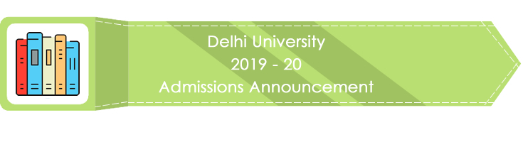 DU LLM 2019 2020 admissions announcement official syllabus and registration