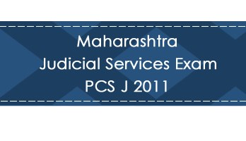 Maharashtra Judicial Services Exam PCS J 2011 LawMint.com Judiciary Exam Mock Tests Civil Judge Previous Papers Legal Test Series MCQs Study Material Model Papers