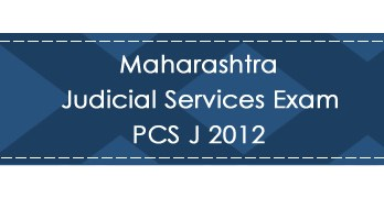 Maharashtra Judicial Services Exam PCS J 2012 LawMint.com Judiciary Exam Mock Tests Civil Judge Previous Papers Legal Test Series MCQs Study Material Model Papers