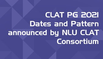 CLAT PG 2021 Official Notification Date Pattern Mock Test Series Previous Question Papers Model Papers LawMint