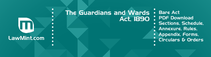 The Guardians and Wards Act 1890 Bare Act PDF Download 2