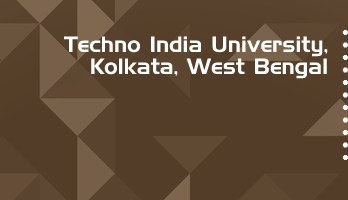 Techno India University LLB LLM Syllabus Revision Notes Study Material Guide Question Papers 1