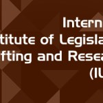 Internship Institute of Legislative Drafting and Research ILDR
