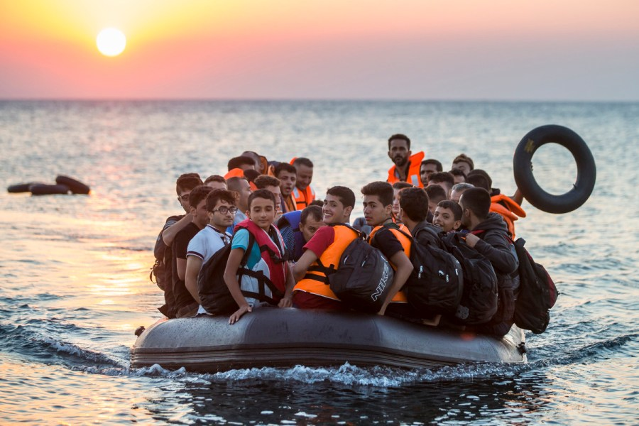 Greece Refugee Crisis