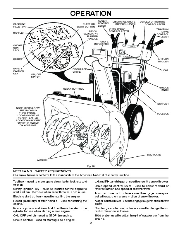 Walbro Carb Diagram