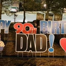90 dad