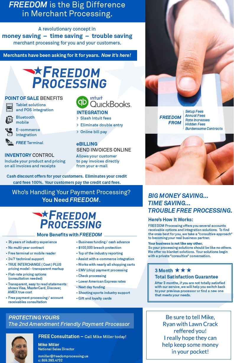 Freedom Processing Merchant Services