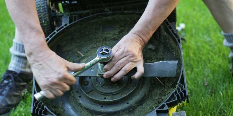 Lawn Mower Blade Sharpening Cost