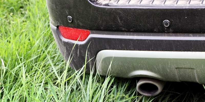 Neighbor Parking On My Grass